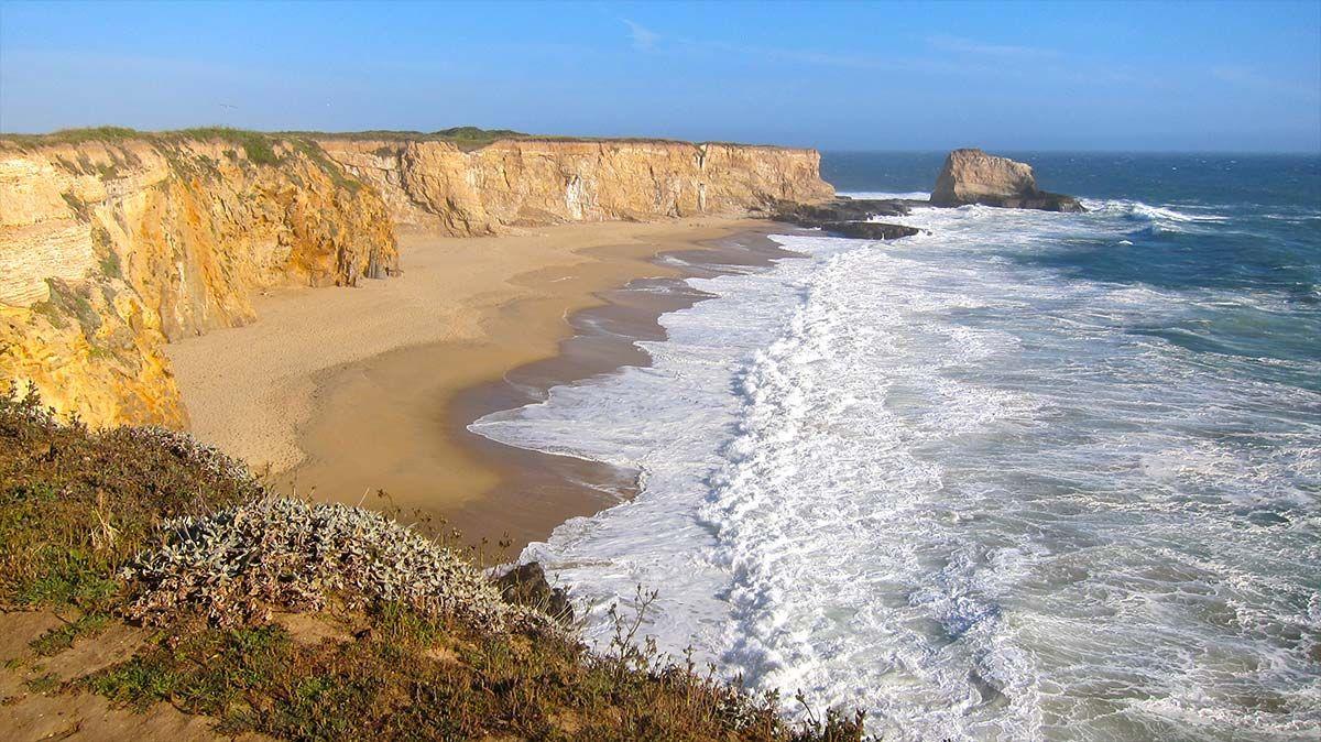 Panther Beach Santa Cruz