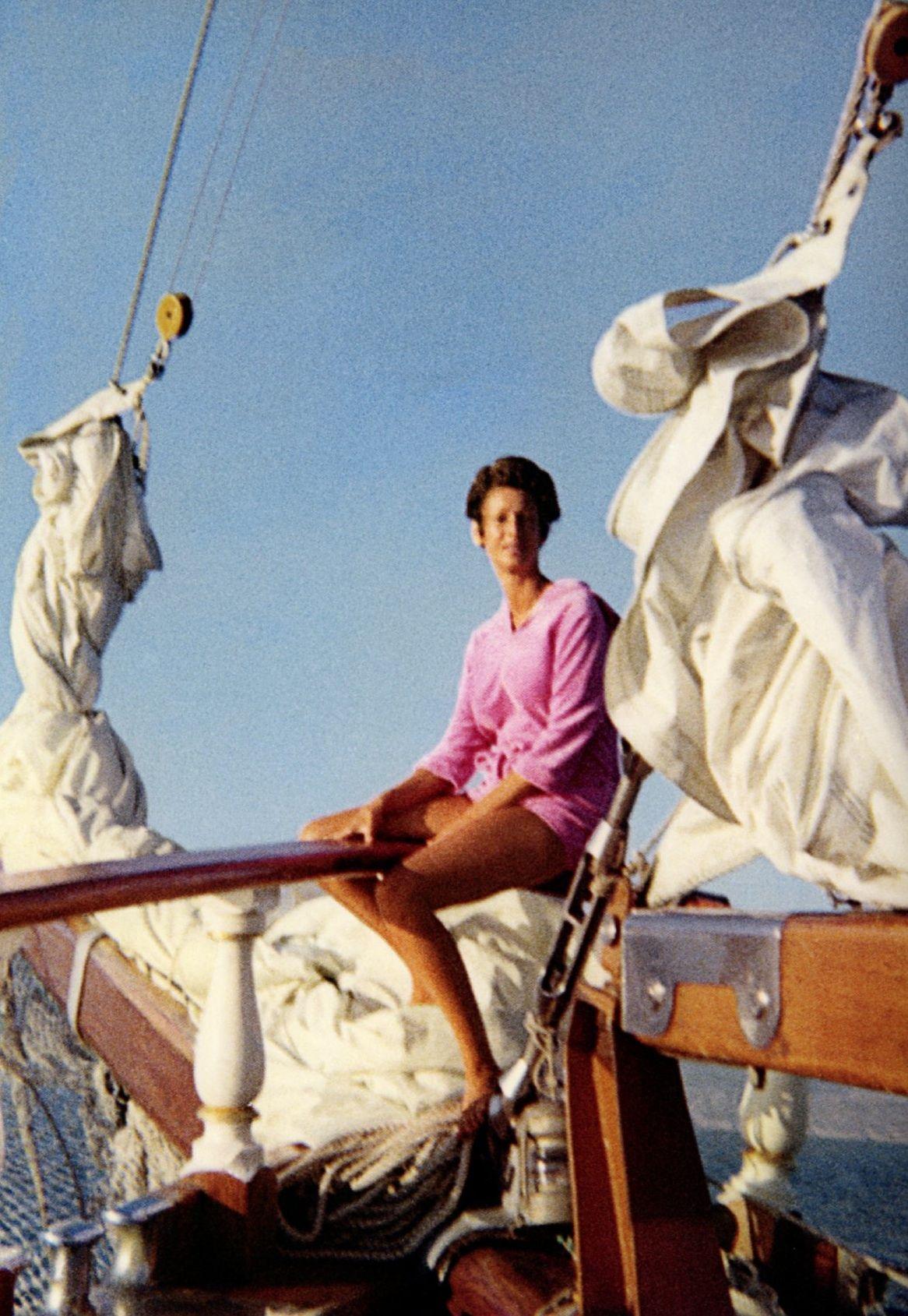Always In Vogue Gianni Agnelli Marella Boat Icon