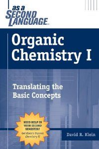 Amazon.com: Organic Chemistry I as a Second Language: Translating the Basic Concepts: Was a huge help for Orgo-1! Highly recommended.