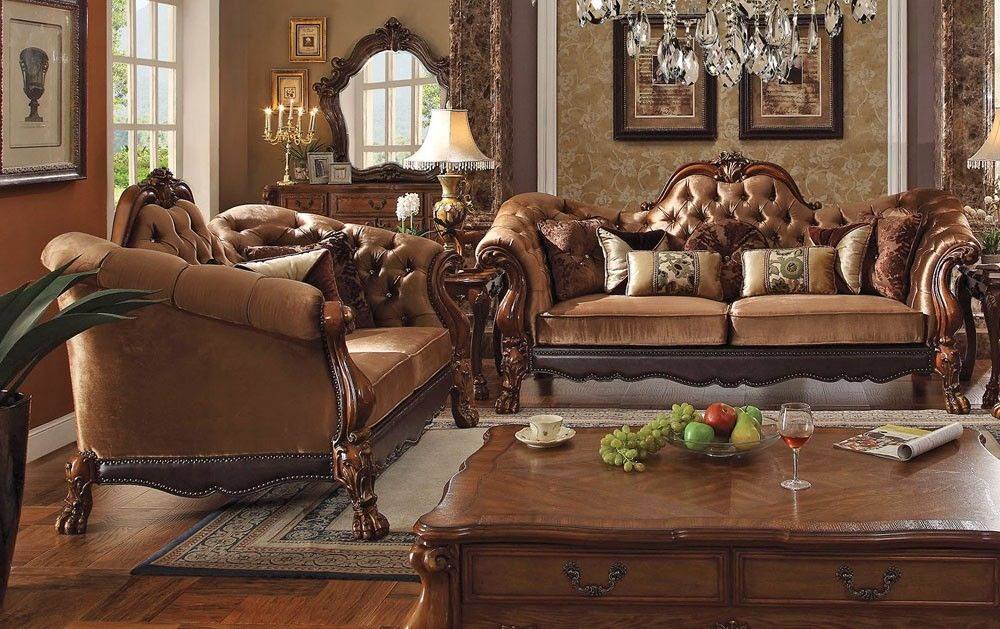 Dresden Traditional Living Room Furniture  Awesome Antiques Unique Traditional Living Room Furniture Review