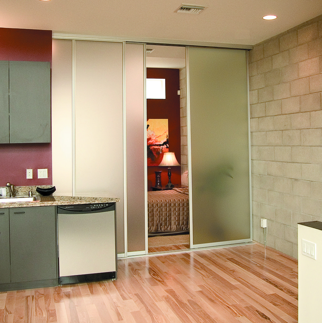 The Silhouette Offers Simplistic And Modern Styling That Will Look Great In Any Home Made In An Anodi Doors Interior Custom Interior Doors Custom Closet Doors