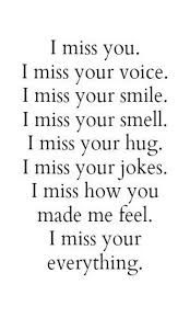 love quotes for him i miss you