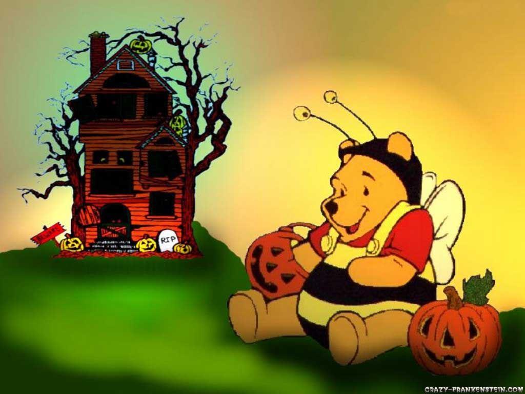 Minnie S Wallpaper Of Mickey Halloween Wallpaper Iphone Fall
