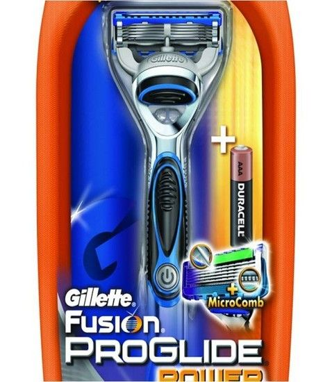 Gillette Fusion Proglide Power Razor Buy Online at Best Price in India: BigChemist.com