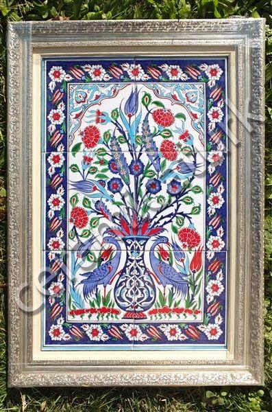Ürünlerimiz   çini   porselen   Turkish Ceramaics   ceramicaturk.com