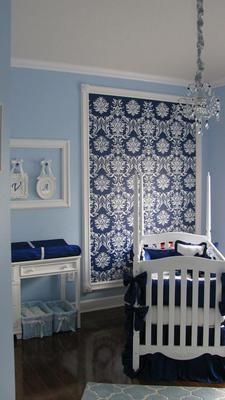 lovely classy boys nursery idea - Kinderzimmer Dekoration In Schulen