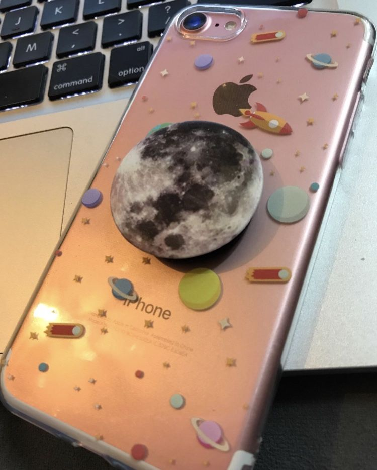 coque iphone 8 plus avec popsocket