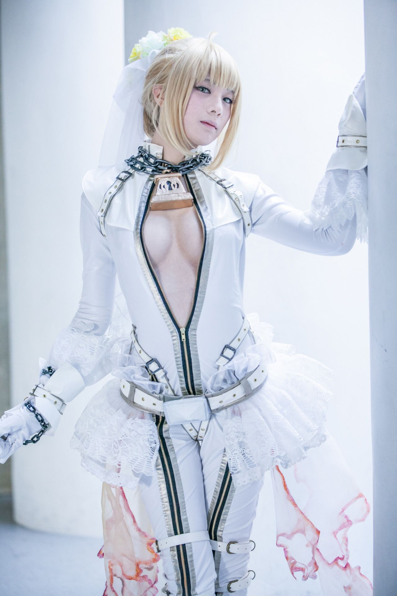 Pin by 🐰 麦卡🐰 on Cosplay Saber cosplay, Cute cosplay, Cosplay
