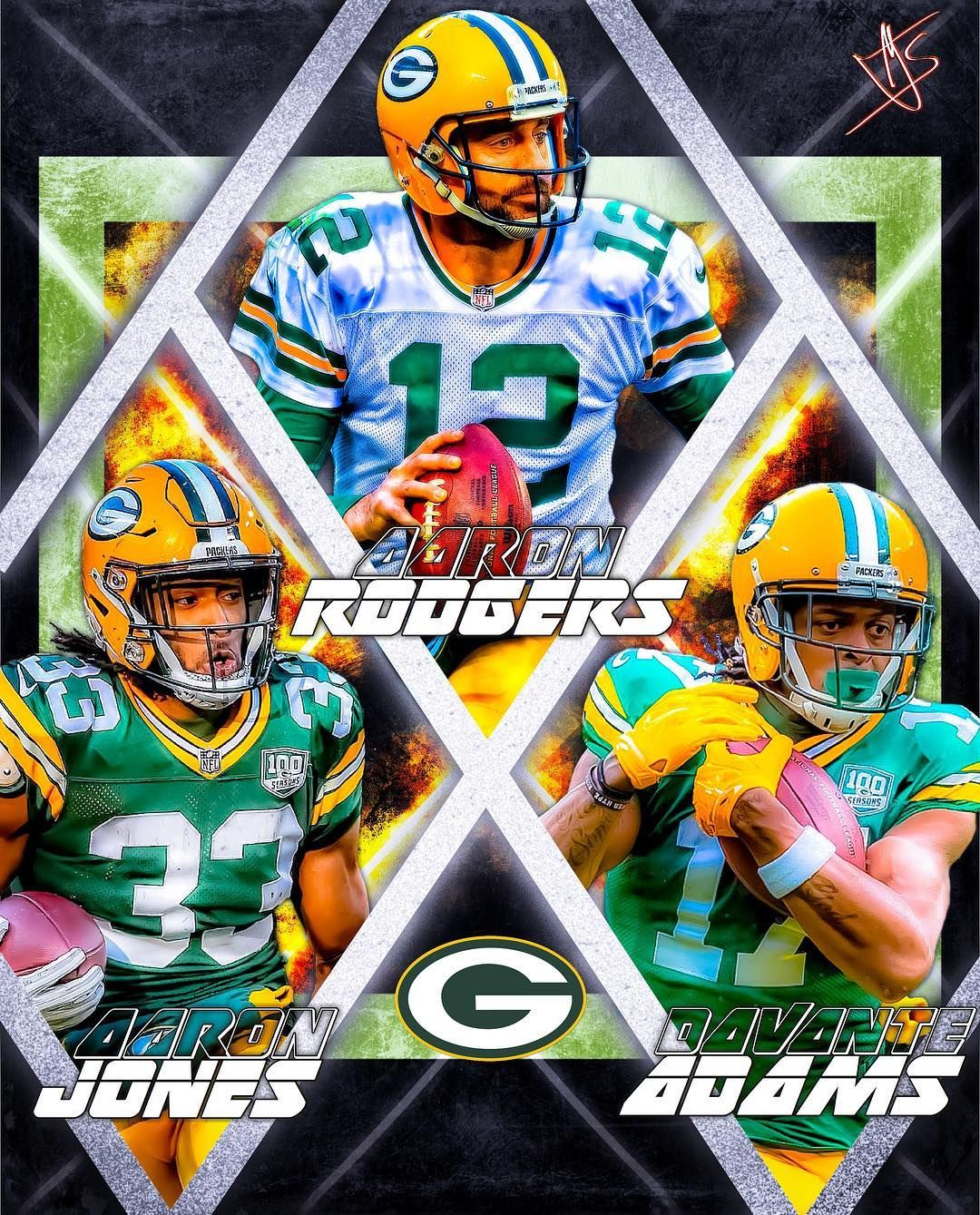 How Far Can The Pack Go In 2019 Gopackgo Greenbay Packers Aaronrod Green Bay Packers Pictures Green Bay Packers Merchandise Green Bay Packers Football