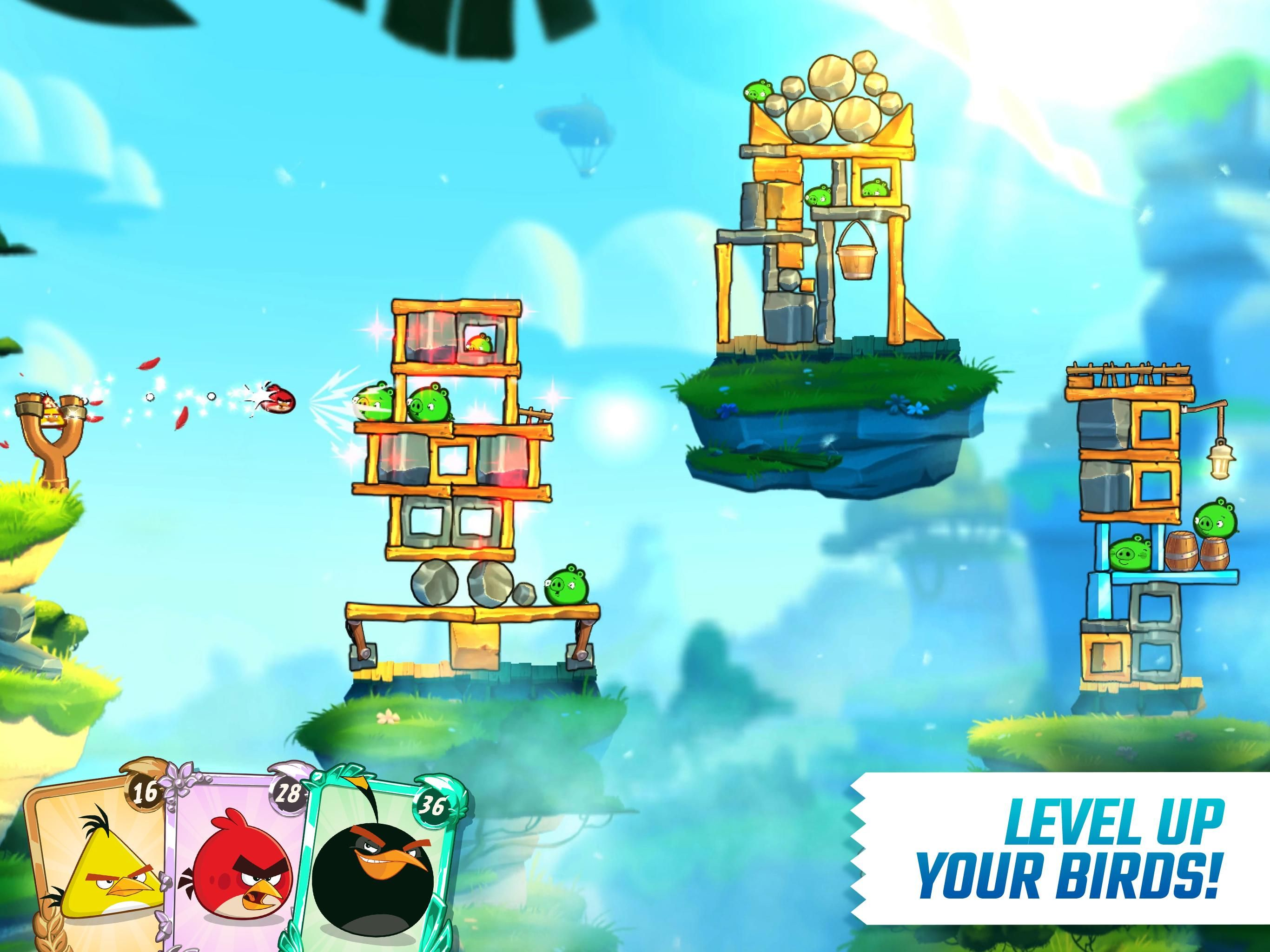 Download Angry Birds 2 Mod APK (Unlimited Money) Free for