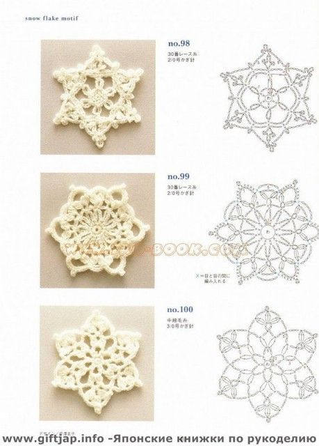 Crochet Flower Free Pattern (huge amount of free patterns for ...