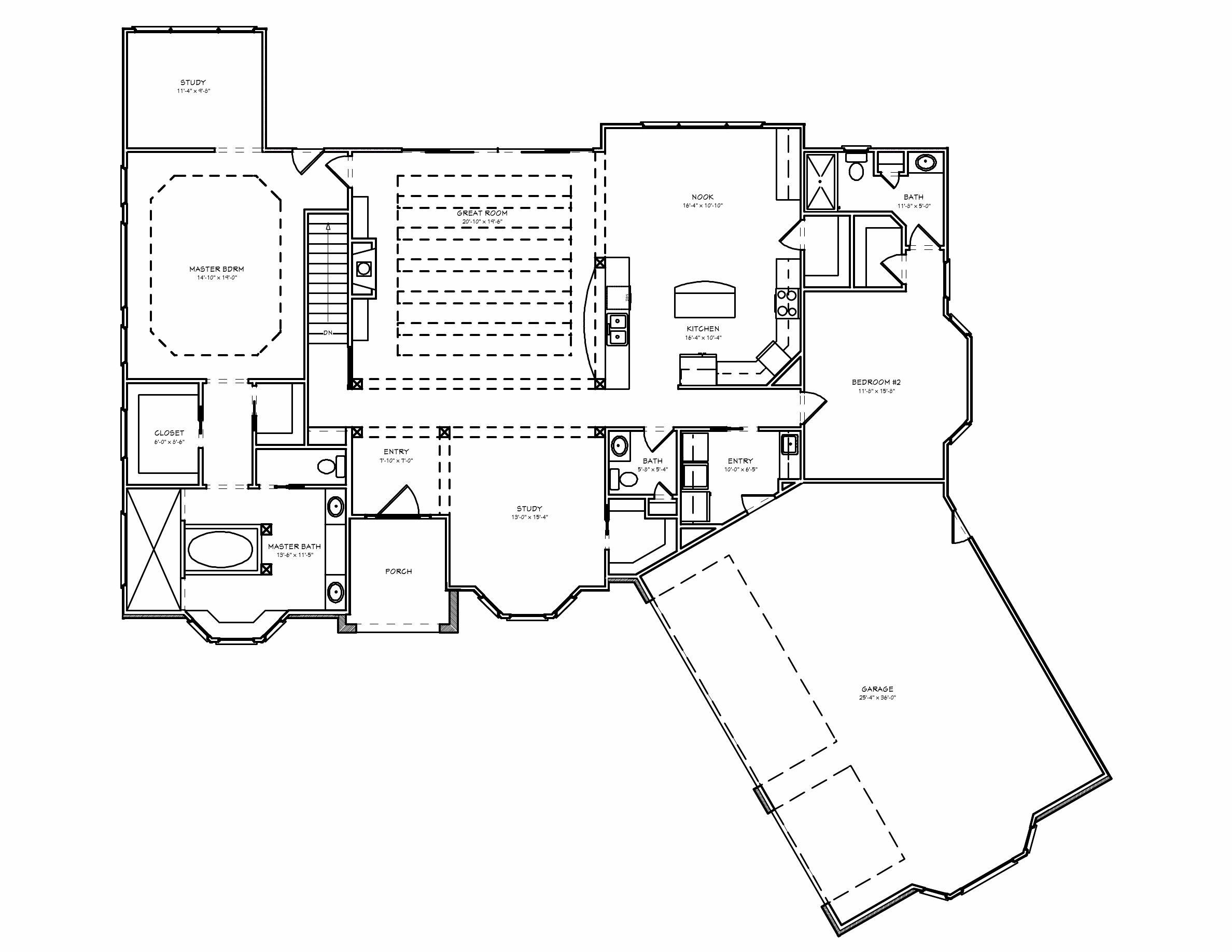 Home floor plans with basement garage viajesairmar