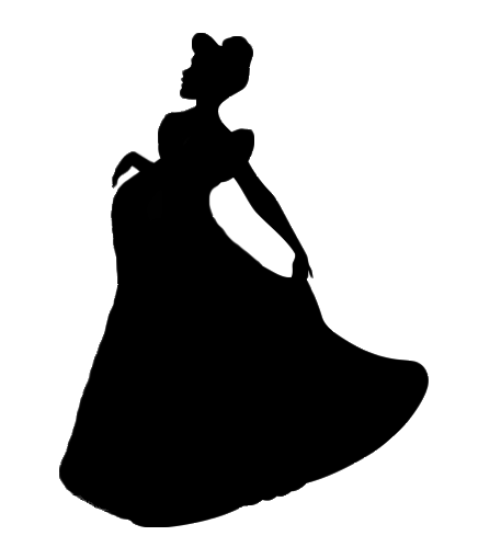 4shared Free File Sharing And Storage Disney Princess Silhouette Disney Silhouettes Cinderella Baby Shower