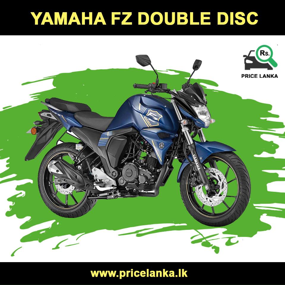 Yamaha Fzs Double Disc Price In Sri Lanka Yamaha Fz Yamaha Fz S