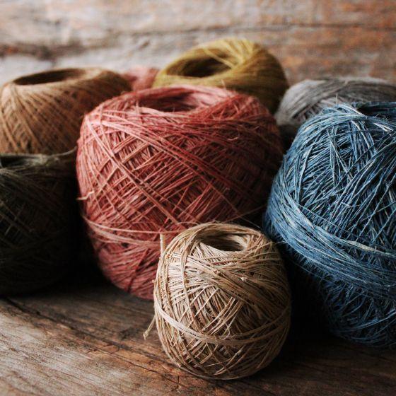 アットゥシ織 糸