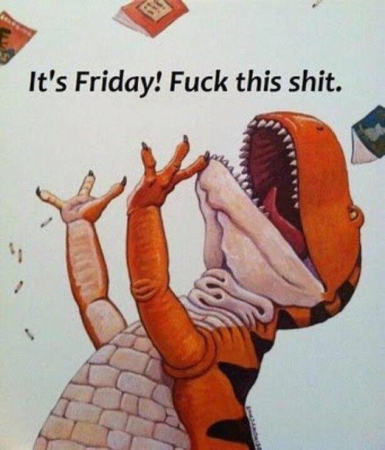 Friday humor! @Kristján Örn Kjartansson
