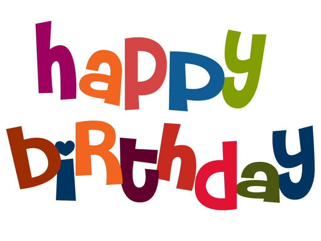 12 Free Very Cute Birthday Clipart For Facebook Birthday