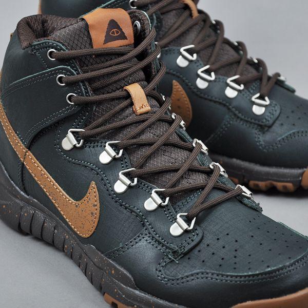 sale retailer c8235 70344 Nike SB Dunk High OMS x Poler - Perfect: practical ...