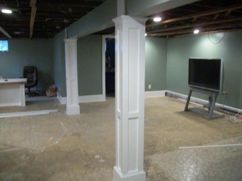 004 500x375 Remodeling A Basement Family Room 8 Basement Makeover Basement Family Room Finishing Basement