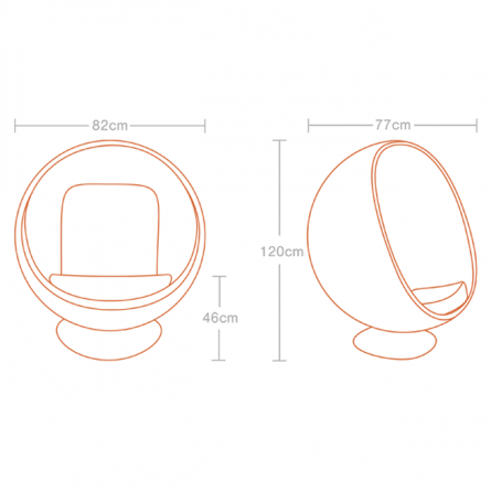 Eero Aarnio Ball Chair Dimensions Furniture Design Sketches Ball Chair Aarnio