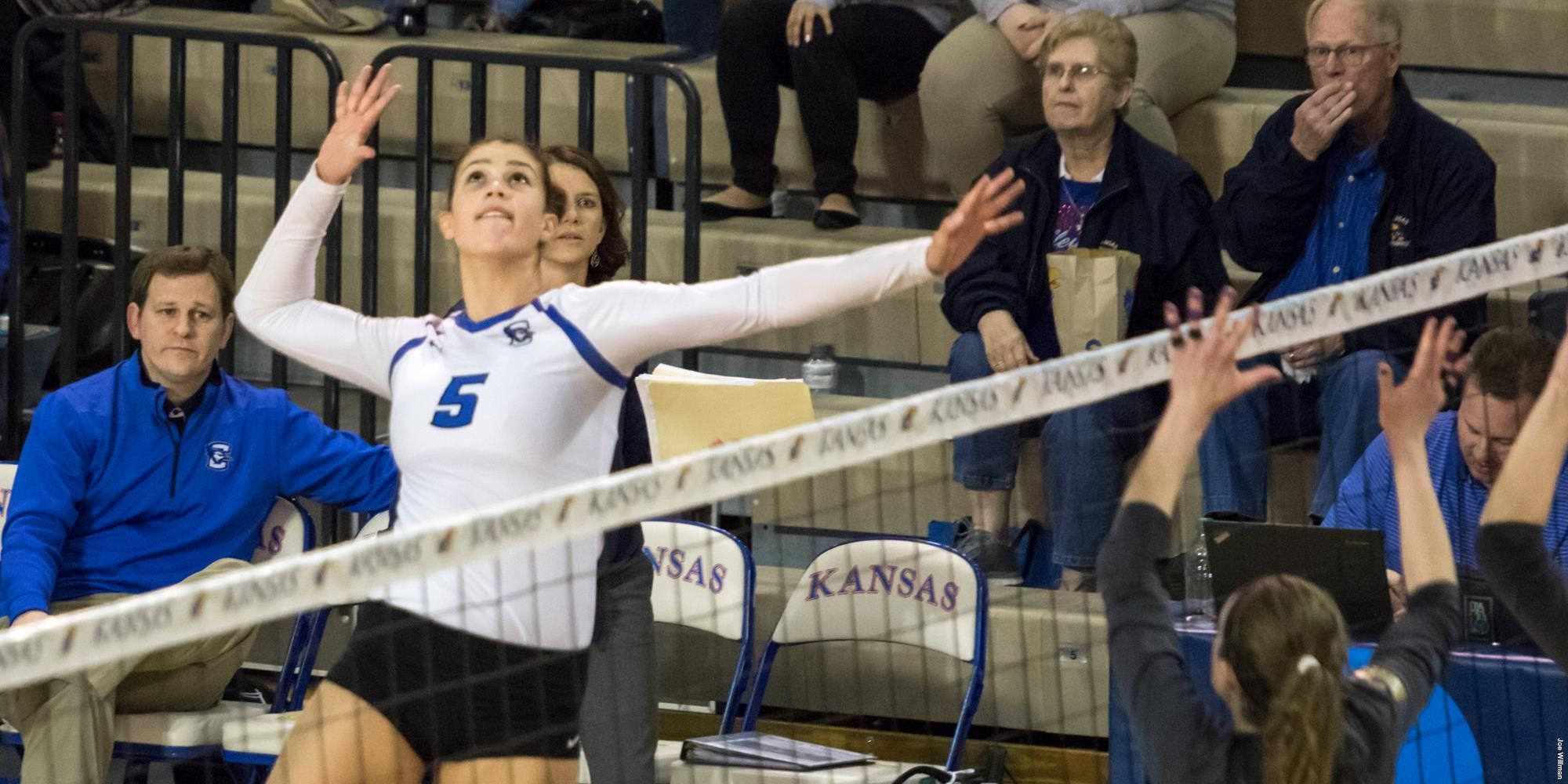 Volleyball S Taylor Winters Help Teams To 2 0 Start At European Global Challenge Creighton University Athletics Volleyball News Volleyballs Creighton University