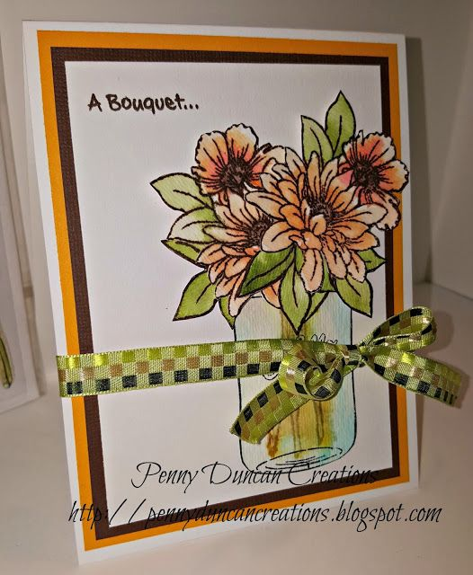Penny Duncan Creations: Happy Tuesday to you All...I'm still around!!