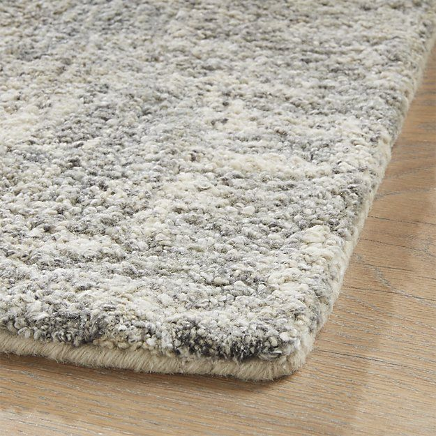 Alvarez 9x12 Grey Patterned Rug Reviews Crate And Barrel Crate And Barrel Rugs Hand Tufted Rugs Grey Patterned Rug