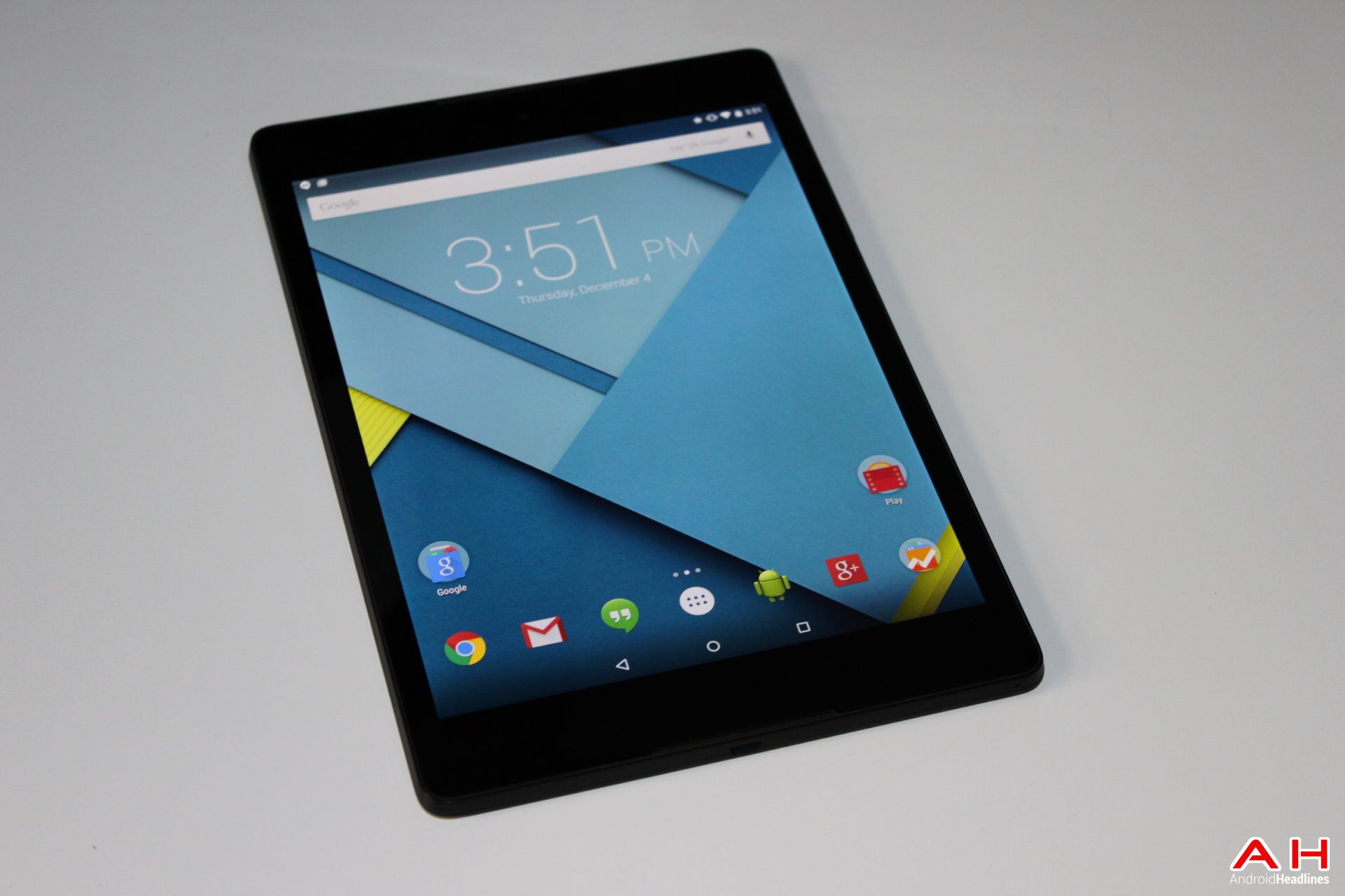 Nexus 9 Owners Watching Paint Dry Waiting for Android 5.1 Update