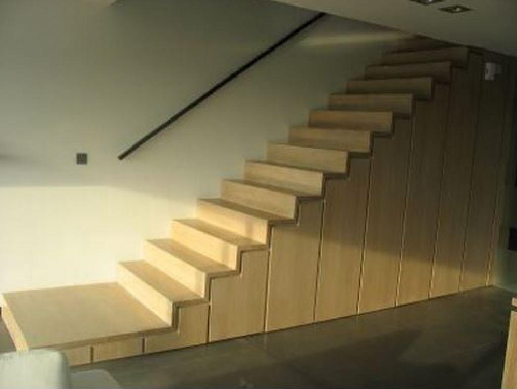 Creer Un Meuble Sous Escalier allplan forum :: résolu - créer un espace de rangement sous