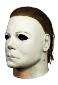 Halloween 1978 The Boogeyman Michael Myers Mask Ghoulish Creations Michael Myers Mask Trick Or Treat Studios Michael Myers