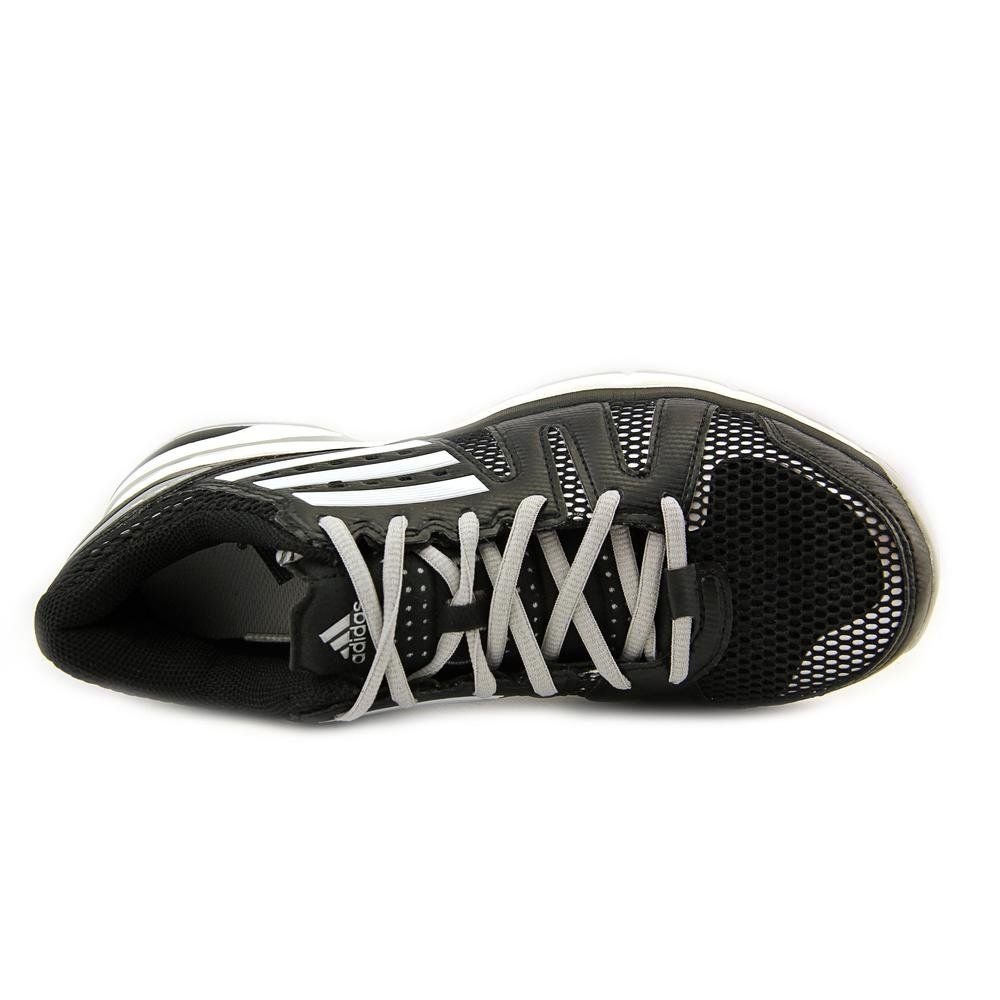 49cc76b99f8 adidas Volley Light Womens Volleyball Shoe 12 BlackWhiteSilver * Learn more  by visiting the image link. (This is an affiliate…