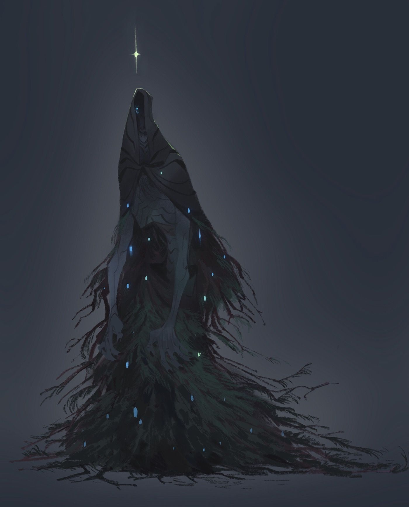 https://www.behance.net/gallery/47129741/A-Christmas-Carol (With images) | Ghost of christmas ...