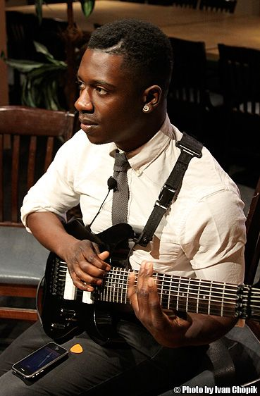 Tosin Abasi Animals As Leaders He S Pretty Much Epic Musica Favoritos