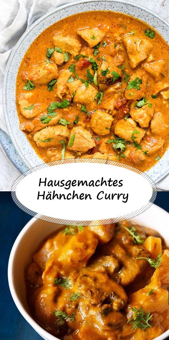 Hähnchen-Curry #schnellerezeptemittagessen
