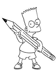 Resultat De Recherche D Images Pour Drawing The Simpsons Krusty Dibujos Para Colorear Dibujos Faciles Para Dibujar Imprimir Dibujos Para Colorear