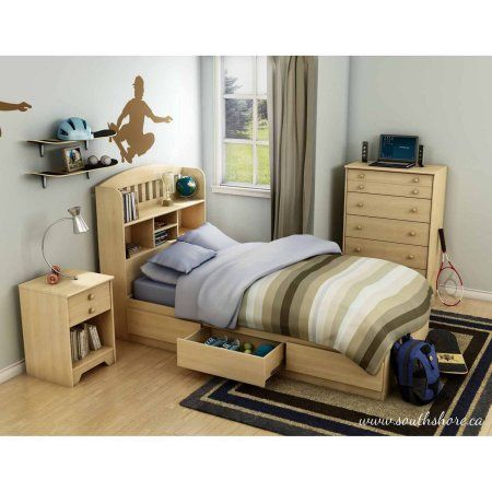 South Shore Popular Kids Bedroom Furniture Collection - Italian Bedroom Sets