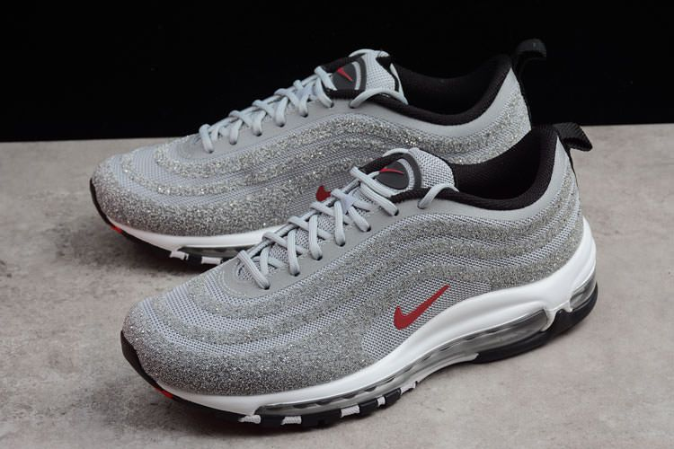 9955206077 72dba d112f; italy nike air max 97 swarovski with familiar silver bullet  color based tone up to 55000
