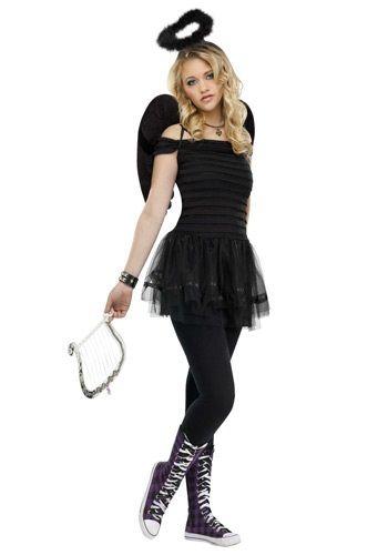 Teen Fallen Angel Costume Halloween Makeup Pinterest Costumes - halloween teen costume ideas