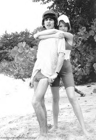 George Harrison And Pattie Boyd Source Beatle Wives Girls Page On