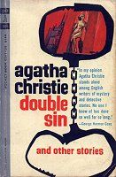 Double Sin And Other Stories Deliciousdeath Uk Us Cover Agatha Christie Agatha Christy