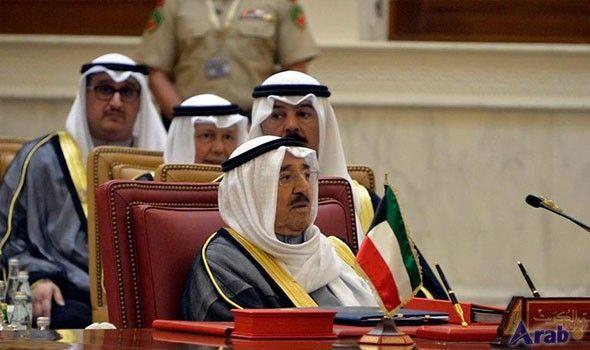 Emir of Kuwait : GCC Summit Being…