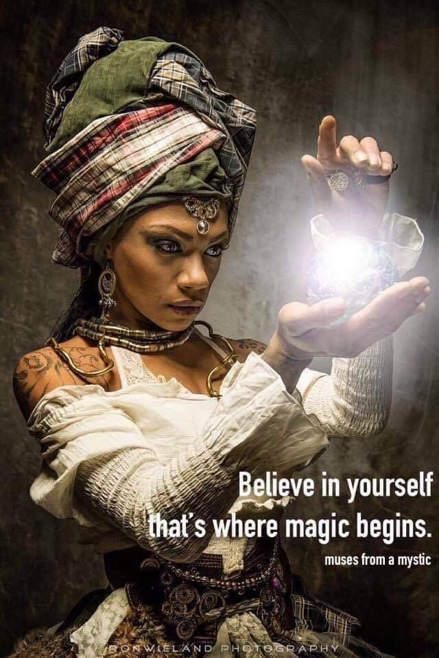 Marie Laveau Quotes : marie, laveau, quotes, Sonja🦉, Theworld(isabeautifulplace), Black, Goddess,, White, Witch,, Witch