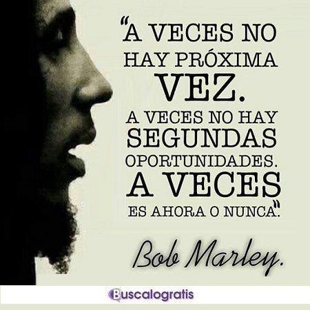 Grandes Frases De Bob Marley Frases Bobmarley