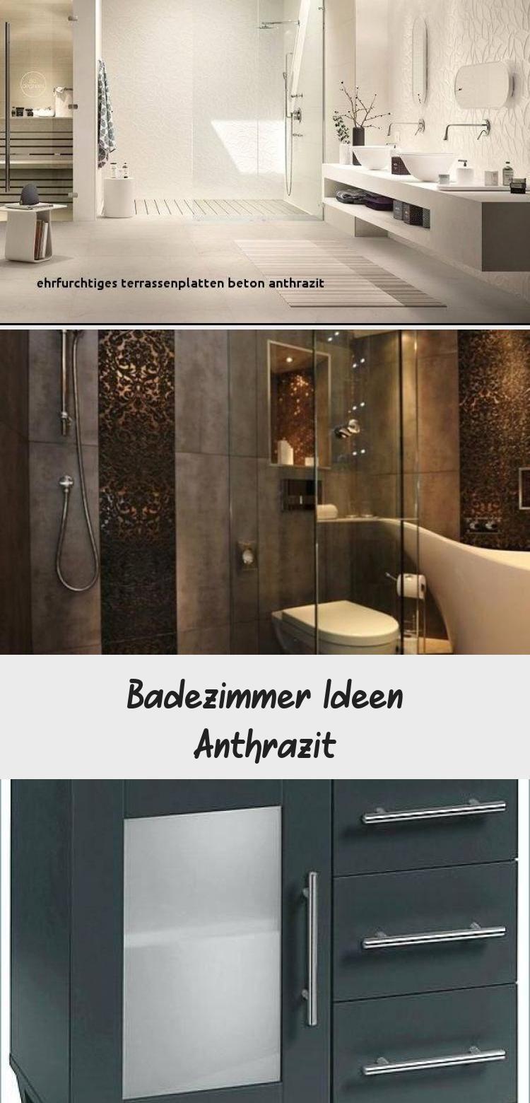 Badezimmer Ideen Anthrazit Bathroom Lighting Bathroom Decor