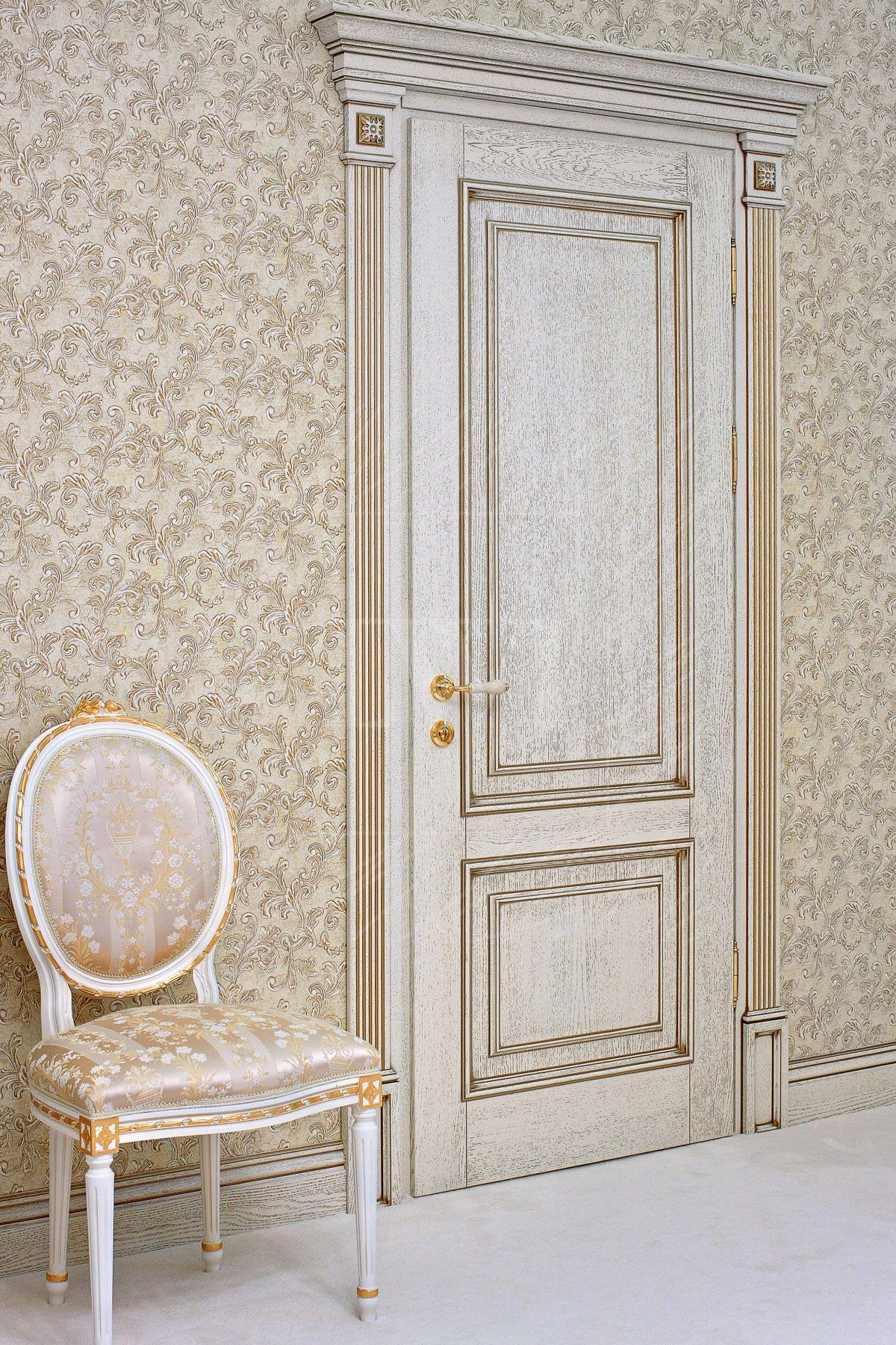 белые двери из массива дуба межкомнатные двери из дуба