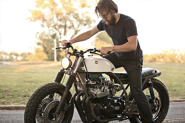79 Kawasaki KZ650 - Alex Veaone | Southern, Cafes and Cars