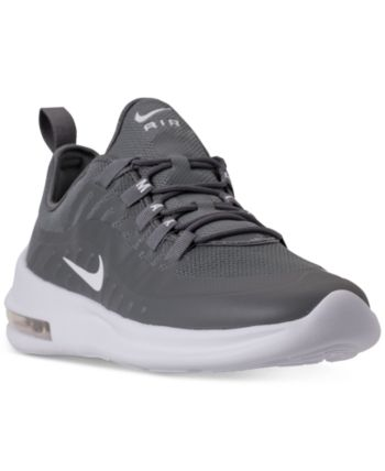 new product 0f9c2 b429d Nike Men s Air Max Axis Casual Sneakers from Finish Line - Black 11