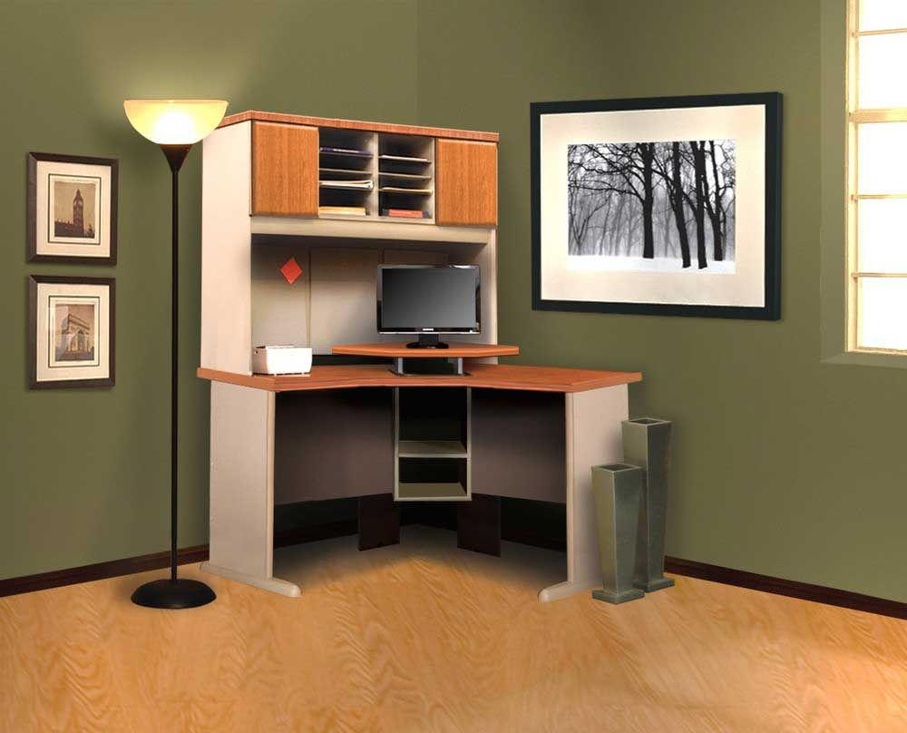 Corner Computer Desks For Your Home Office Furniture  Fetching