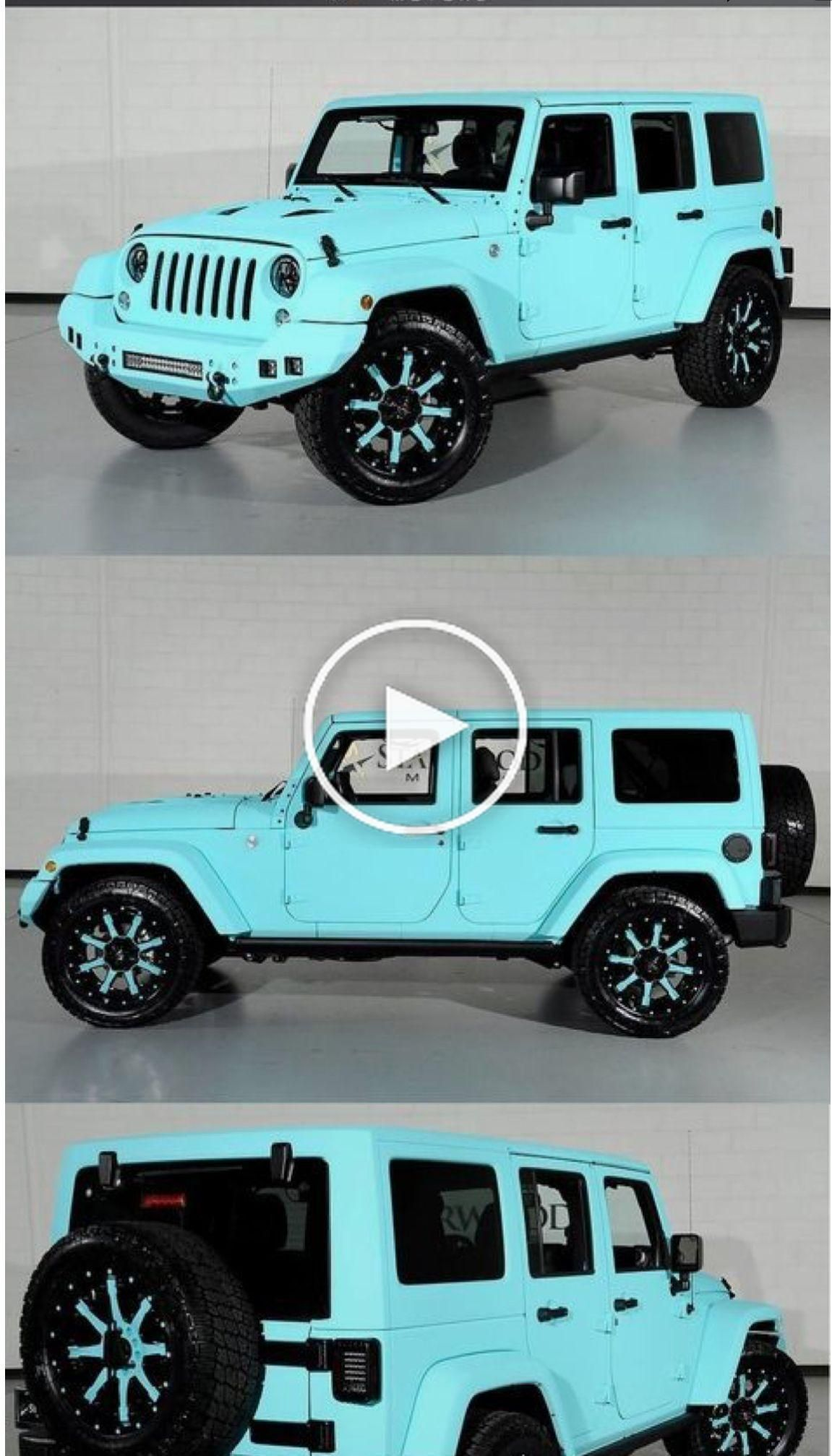 It Matches My Tiffany Blue 380 Lt 3 Garage Jeep Cars In 2020 Jeep Cars Blue Jeep Jeep