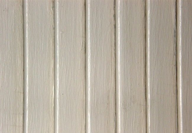 How To Paint Wood Paneling Initials Bobs And House